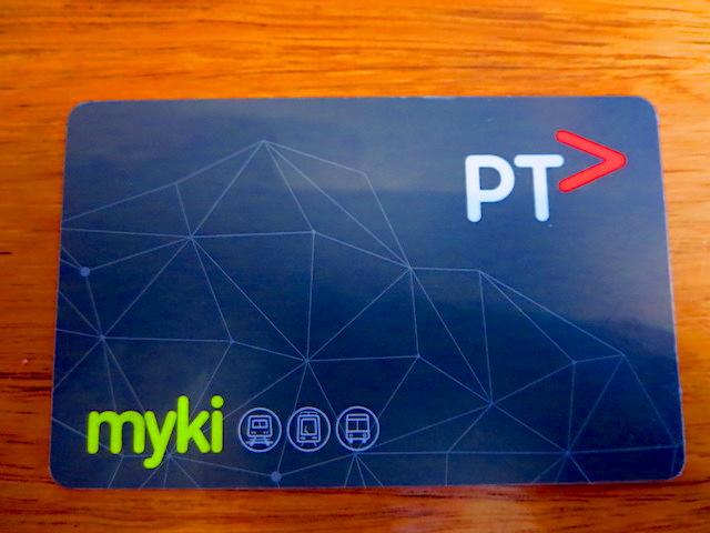Mykiカード