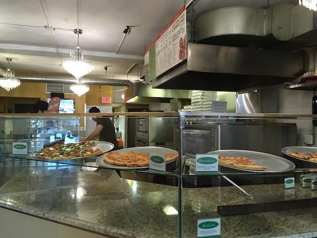 「Pizzaiolo」