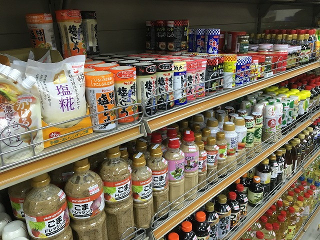 日本食材専門店「明治屋」
