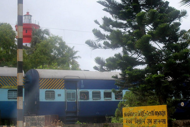 南インドの列車