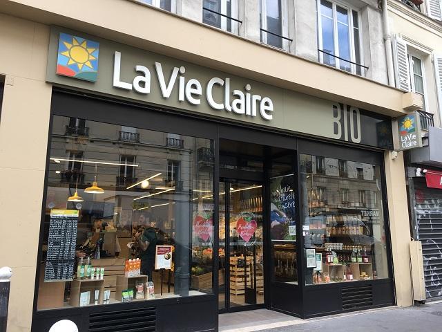 La Vie Claire(ラ・ヴィ・クレール)