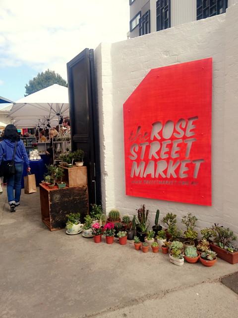 ROSE STREET ARTIST MARKET