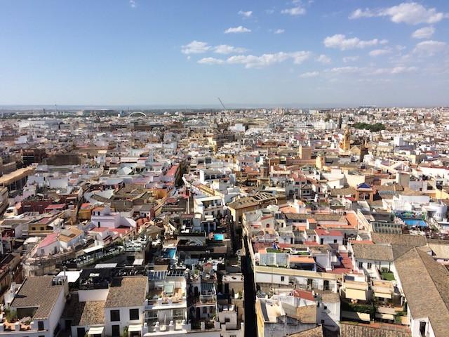 スペインのセビリア