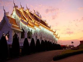 タイの建物