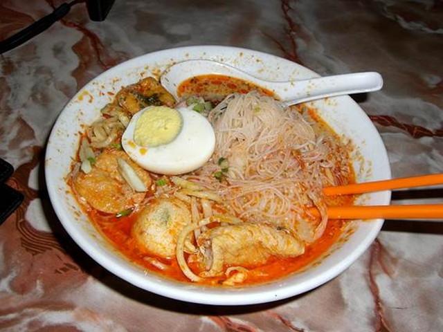 マレーシアの食べ物