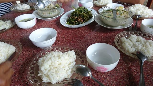 カンボジアの飯