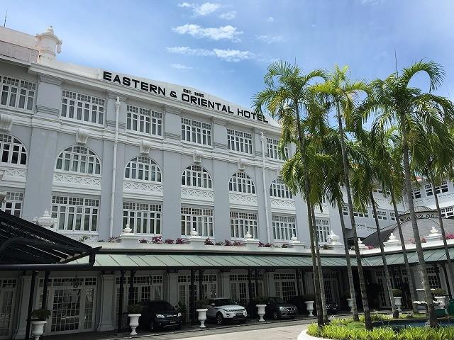 E&O(Eastern Oriental Hotel)
