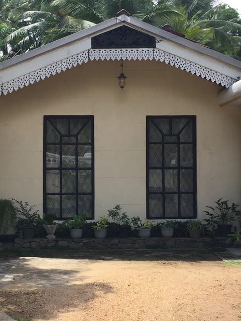 スリランカの家