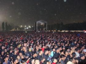 インドネシアの音楽フェス