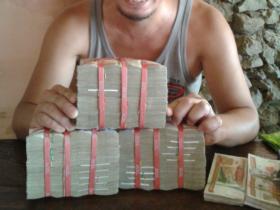 ラオスのお金
