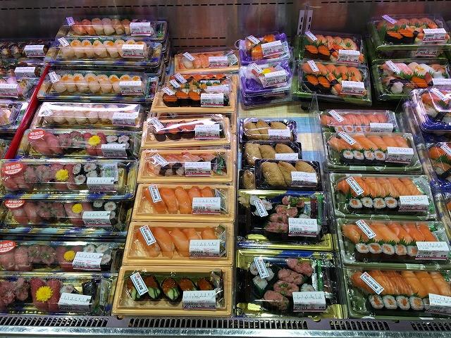 日系スーパーの食材