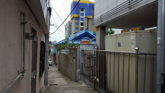 日本式家屋の名残