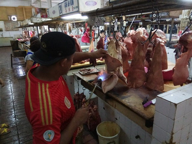 豚肉ショップ
