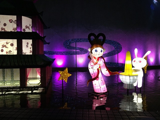 香港文化センター前