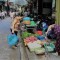 ベトナムのローカル路上市場で上手に買い物をする方法