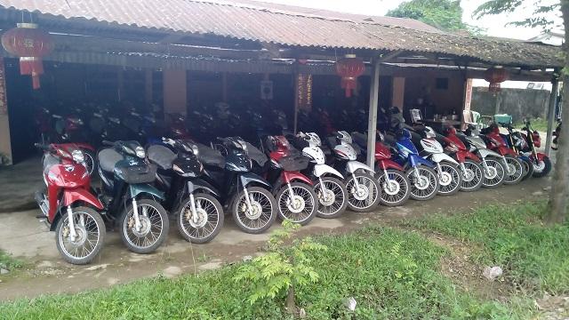バイクの購入
