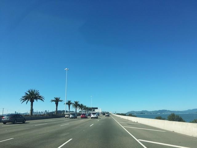 サンフランシスコ、イーストベイ間の橋