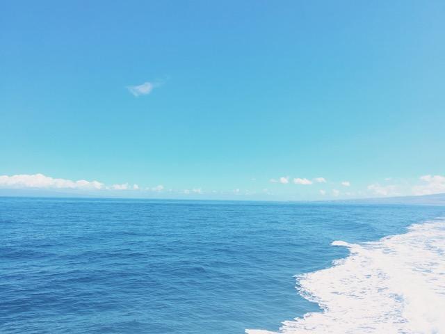 ラナイ島へ行く