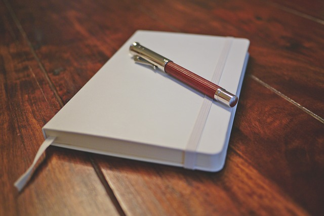 ペン、ノート