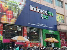 ハノイのローカルスーパーマーケット