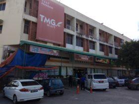 まレーシアのスーパーマーケット