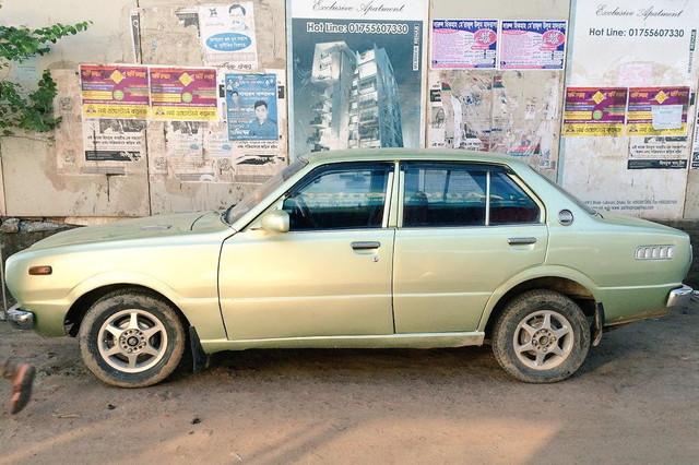 バングラディシュの車