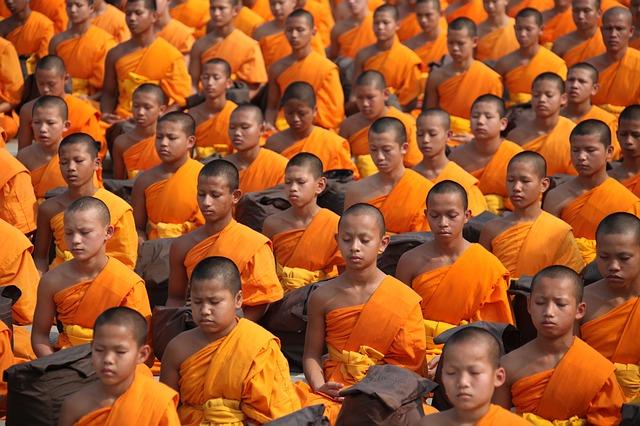 仏教の瞑想