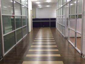 会社の廊下