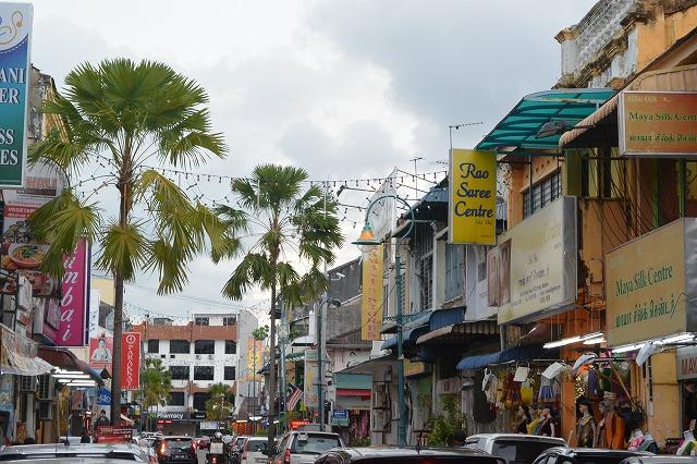 マレーシアのペナン