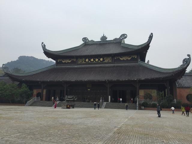 バイディン(Bái Đính)寺