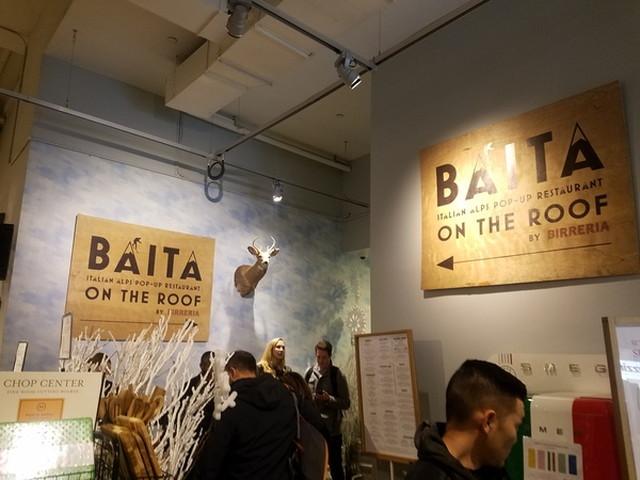 ポップアップレストラン「BAITA」