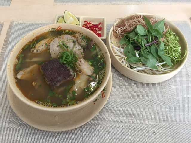 Bún Bò Huế(ブン・ボー・フエ)