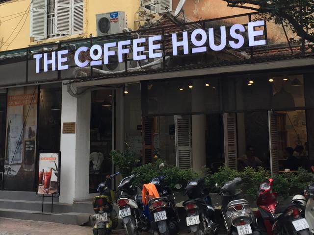 コーヒーハウス(THE COFFEE HOUSE)