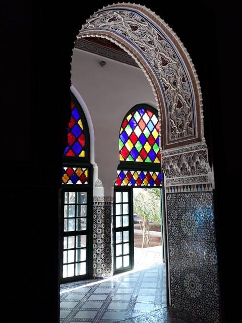 モロッコの建築物