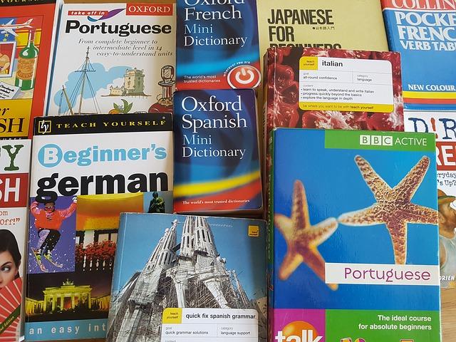 英語の雑誌
