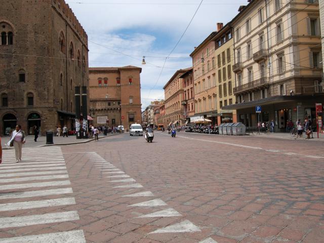 イタリアの旧市街地