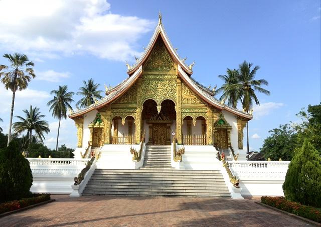 ルアンパバンの寺院