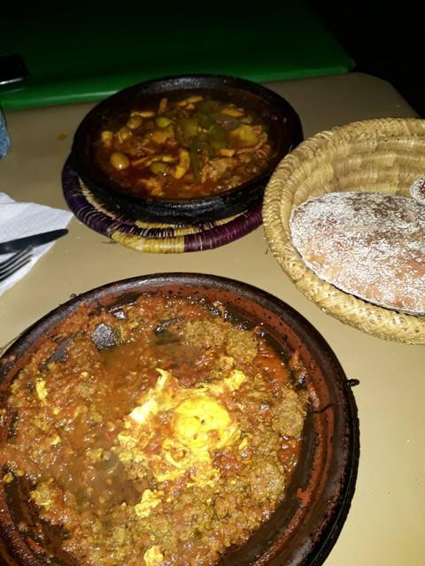 モロッコの食べ物
