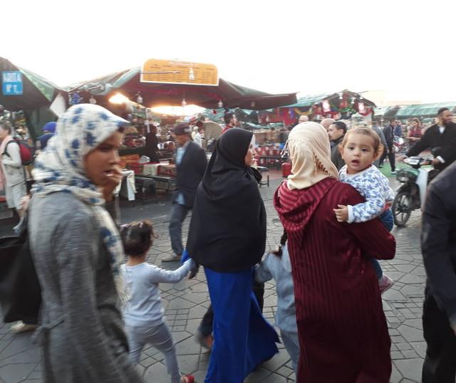 モロッコの服装