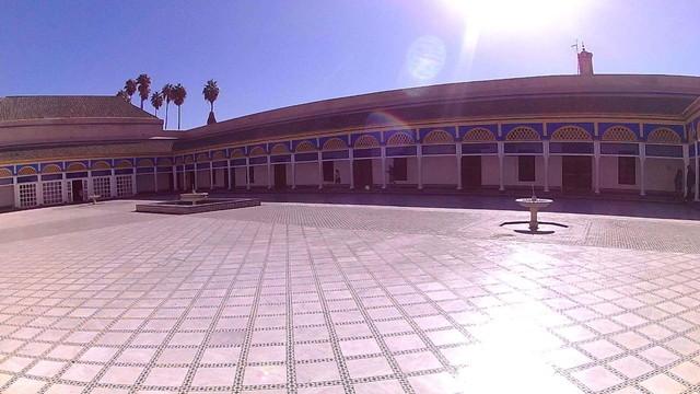 モロッコの観光地