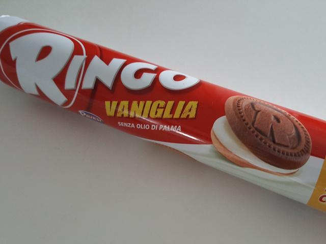 クリームサンドのクッキー・RINGO