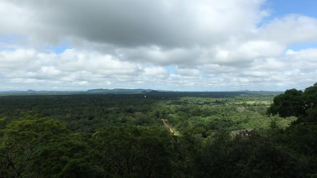 スリランカの自然