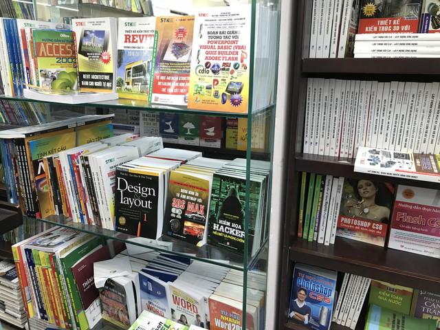 ベトナムの書店