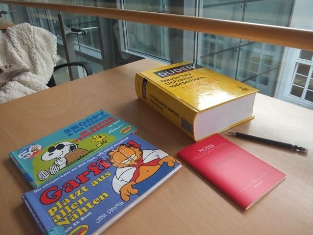 ドイツ語の本