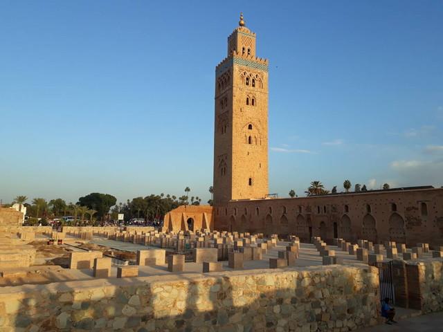 クトゥビーヤ・モスク