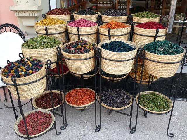 モロッコのお店