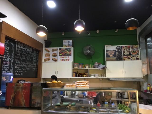 Gourmet Bakery & Coffee Shop