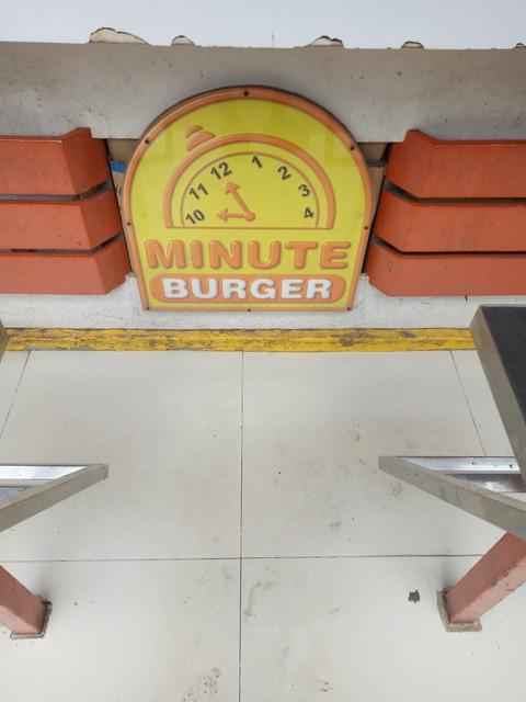 Minute Burger(ミニッツ・バーガー)