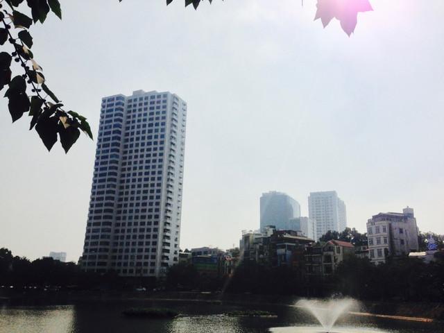 ベトナムの建物