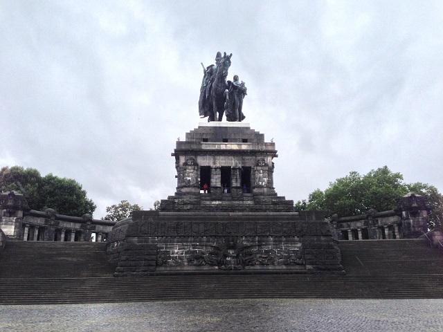 ドイツ統一記念碑